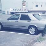 W210 190E