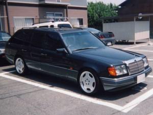W124 230TE