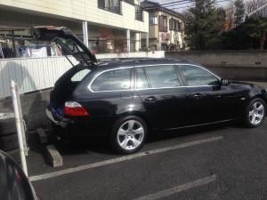 BMW E61 525i 02