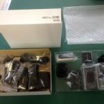 レーダー探知機 購入 ユピテル CR971si BMW E61 525i