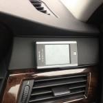レーダー探知機 取付け BMW E61 525i