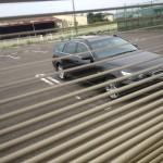 クーラント 低下 BMW E61 525i