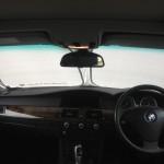 BMW 純正(?)サンシェード を 購入 … BMW E61 525i