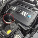 シリンダーヘッド オイル漏れ 修理 完了! BMW E61 525i