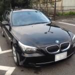 クーラント漏れ … ラジエター の 交換 終了! BMW E61 525i