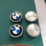 センターキャップ の 交換… BMW E61 525i