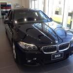 F11 523d 試乗してみた BMW E61 525i