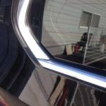 モール磨き BMW E61 525i