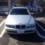 一年点検 代車 BMW E39 525i BMW E61 525i