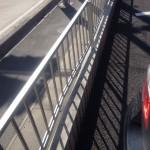 厄年 に 物損事故 と 自損事故 BMW E61 525i