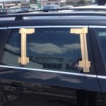 窓落ち BMW E61 525i