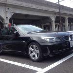 【後書き】結果的に愛車が体を張って命を救ってくれたのかな?そんな風に思えてきました… BMW E61 525i