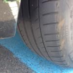 ランフラットタイヤ の 交換… Pirelli Cinturato(ピレリ チンチュラート)P7 BMW E61 525i