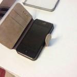 iPhone 4S 手帳カバー