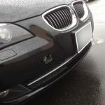 牽引フック カバー BMW E61 525i