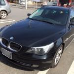 購入後2年間の維持費 BMW E61 525i