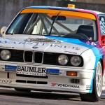 永遠のライバル BMW M3 E30