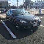 8年目 の 1年点検 費用 BMW E61 525i