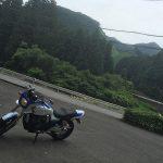 初めてのツーリング! 粕尾峠 と 前日光 GSX400 インパルス type S