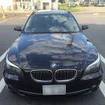 保険料アップ! 任意保険 BMW E61 525i