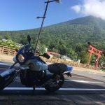 初めての いろは坂〜中禅寺湖〜半月山展望台 GSX400 インパルス type S
