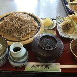 栃木 山里のそば みすぎ庵 と 羅布乃瑠 沙羅英慕