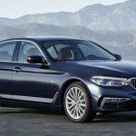 新型5シリーズ これじゃない (笑)… BMW
