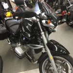 バイクをたずねて三千里… BMW R 1150 R を 拝見しにグンマーへ!