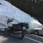 いろは坂 から 金精峠 ~ 日本ロマンチック街道… BMW R1200R(2010)