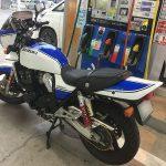 無理やり 70km! 1ヶ月ぶりの 400cc 再び … GSX400 インパルス type S