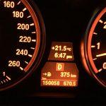 BMW E61 525i 走行距離 15万キロ突破!