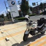 39日ぶり… 大型バイクでショートツーリング!R122~足尾~日光 BMW R1200R(2010)