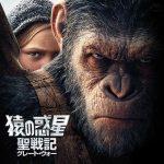 雨の日は映画鑑賞… 猿の惑星 を観ました!
