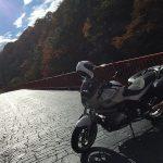 紅葉ツーリングっぽい何か? いや、むしろ罰ゲーム … 軽井沢〜榛名山 BMW R1200R(2010)