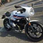 浮気は癖になる?(笑) R nineT racer 試乗 … BMW R1200R(2010)
