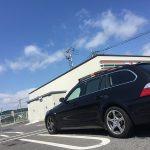 税金の次は任意保険 …. 何故か?去年より高くなってる!(笑) BMW E61 525i