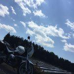 赤城山 から 道の駅 白沢 〜 道の駅 くろほね・やまびこ スタンプラリー BMW R1200R(2010)