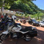 グンマー 道の駅巡り ツーリングの続き… 道の駅 上野村~万葉の里~道の駅 おにし BMW R1200R(2010))