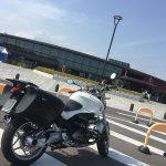 ビーフラインの続きは … 道の駅 スタンプ 乱れ打ち!? 常陸大宮 ~ かつら ~ ほか諸々(笑) BMW R1200R(2010)