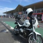 やっぱり午後から … 近場の道の駅巡り 道の駅 思川〜こが〜ごか〜みかも BMW R1200R(2010)