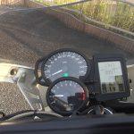 近況報告 … SERVICE マークが点灯したので点検を予約 BMW R1200R(2010)