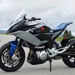 これが新型Fシリーズになるの? BMW Motorrad Concept 9cento …
