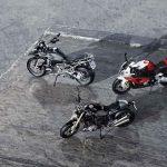 BMW Motorrad 公認なのか? S1000RR と R1200GS と R nineTのミニチュアモデル