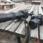 2回目の野鳥の撮影は鴨三昧… 標準ズーム vs 300mm 単焦点 Nikon D70 & Nikon D90