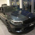 11年目5回目の継続車検に出したら新型M5と遭遇… BMW E61 525i
