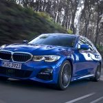 これは無理やりネタ?Twitterで知った… BMW 新型3シリーズの謎 !?