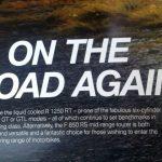 新型Fシリーズに RS 登場?本家 2019カタログ にあるという F 850 RS の謎…
