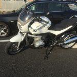 初めてのバイクの車検!無事に終了… BMW R1200R(2010)
