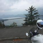 寝坊したので… いろは坂を駆け上り半月山展望台を目指すも寒くて挫折したツーリング! BMW R1200R(2010)