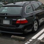 あれから1年… その壱 BMW E61 525i
